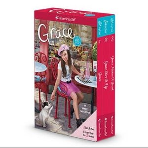 GRACE GIRL OF THE YEAR 2015 BOOKS 1 &2